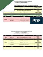 Cronograma 2014