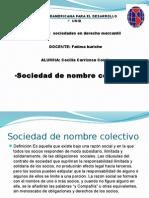 Sociedad de Nombre Colectivo