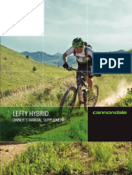 Cannondale Lefty Fork User Manual