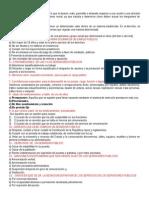 Cuestionario de Bioetica y Legisacion Final 5to