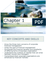 Chapter 1 Corporate Finance