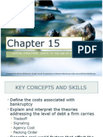 Corporate Finance Ch. 15