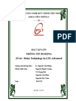 Relay Technology in Lte-Advanced