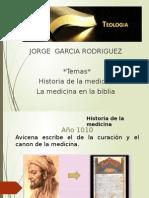 Medicina en La Biblia