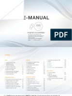 Manual Plasma Samsung