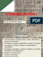 Comunicacion Temario I
