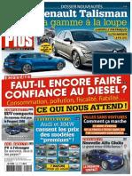 Auto Plus No.1414 - 9 Au 16 Octobre 2015