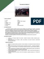 Plan Anual de Tutoria 2015- Manchego Listo.