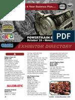 GEARS Expo 2015 Exhibitor Directory