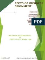 Mackinnon Mackenzie and Co