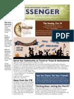 Messenger 10-14-15