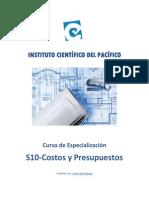 Costos y Presupuestos-Manual Sesión 7