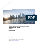 Cisco ME4600 ONT SFU User Manual V3 4-1