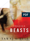 Fragile Beasts by Tawni O'Dell -- excerpt
