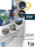 Planetary Defense Final Report