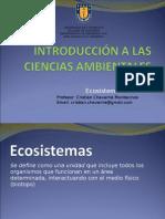 CLASE 7. Ecosistemas Terrestres