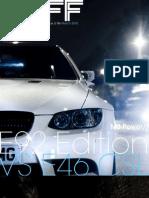 Stiff Magazine BMW M3 E92 Editon VS M3 E46 CSL