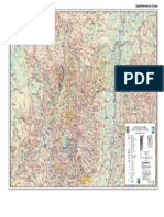 Mapa geologico Caldas