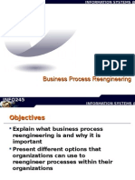 INFO245 - Business Process Reengineering