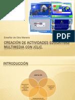 Creación de Actividades Educativas Multimedia en Jclic