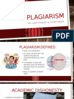 plagiarism power point