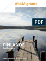 Country Profile of FINLAND in French