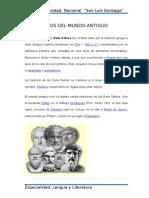 Los 7 Sabios Del Mundo Antiguo
