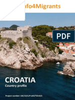 Country Profile of CROATIA in English