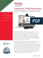 Scopia XT5000