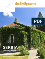 Country Profile of SERBIA in English