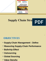 Ch10- Supply Chain Strategy - Sessions 19 & 20