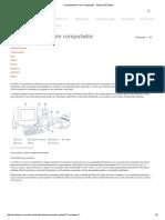 Componentes de Um Computador - Ajuda Do Windows