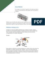 ejemplos maquinas hidraulicas