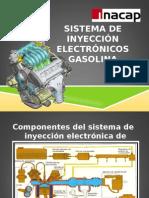 Ppt Inacap - Semana 2 Componentes de Inyeccción