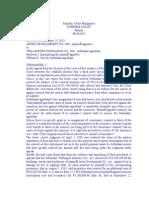 4. Artex Dev. Corp. v. Wellington Insurance, 51 SCRA 352 (1973)