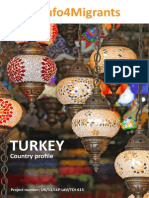 Country Profile of TURKEY in English