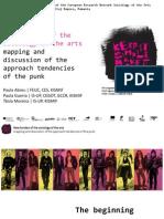 ABREU, Paula; GUERRA, Paula; MOREIRA, Tânia (2014) – New borders of the sociology of the arts