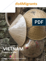 Country Profile of VIETNAM in English