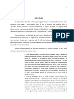 Artigo - Desigualdade No Brasil