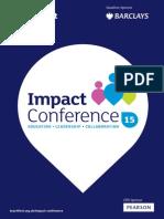 TF Impact Conference Brochure v.2