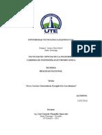 ponencia 3 LAS UNIVERSIDADES SON PRIVADAS O PUBLICAS