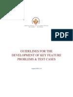 CDM Guidelines