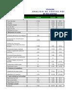 Modelo de Presupuesto