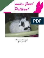 Bunnies Juu! - Ju Ju Collections - (English Version) II Part Patterns