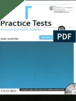 PET Practice Tests