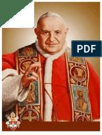 Cartel Juan XXIII