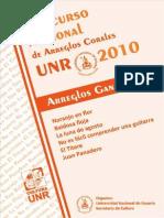 Arreglos Ganadores del ConcursoNacional de Arreglos Corales UNR