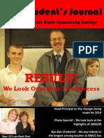 School Magazine Front Page PDF
