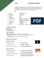 Wakeel Resume Updated 1