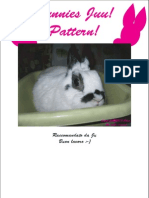 Bunnies Juu! - Ju Ju Collections -II Part Patterns